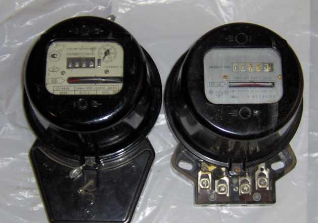 Счетчики электроэнергии, со-И446 и со-5У