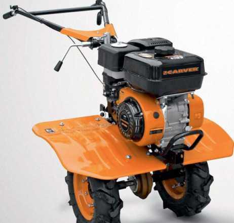 Мотоблок Carver мт650 мощностью 6.5л