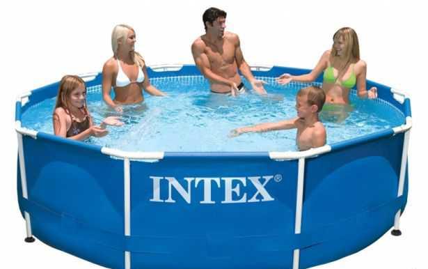 Каркасный бассейн 305x76 см Intex 56997