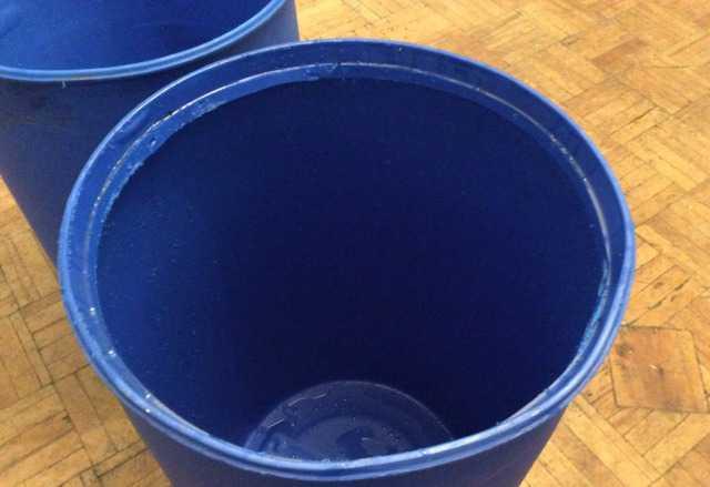 Бочки для воды, мусора