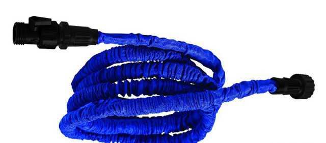 Умный чудо - шланг Xhose для полива 30 метров