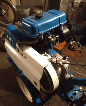 Двигатель на мотоблок мб 2 К