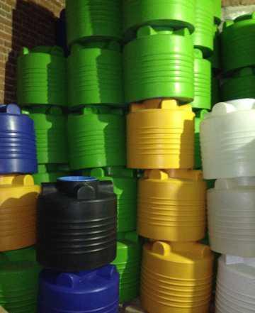 Емкости для воды и жидкостей. от 200 литров