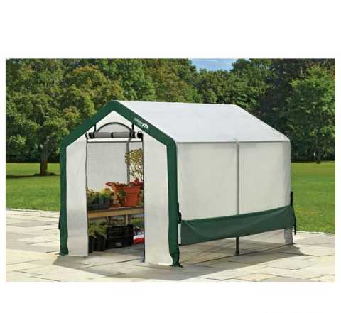 Теплица Shelterlogic 1.8 х 2.4 х 2 м