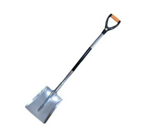 Лопата совковая алюминиевая