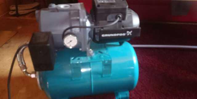 Продам водяной насос и фильтр с головой/торг
