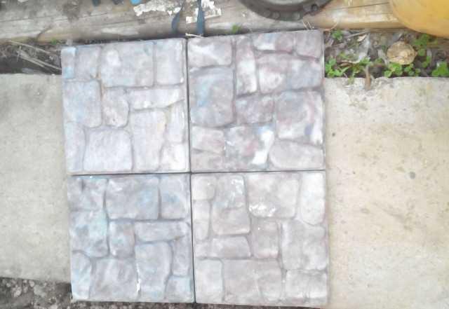 Тротуарная плитка декоративная
