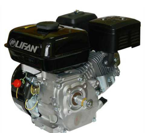 Крот с двигателем Лифан 168F2 6.5 л. с