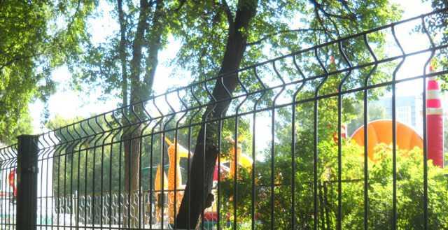 Металлический забор Fensys 36 м ограждения+ ворота