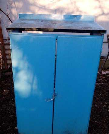 Ящик для газовых баллонов