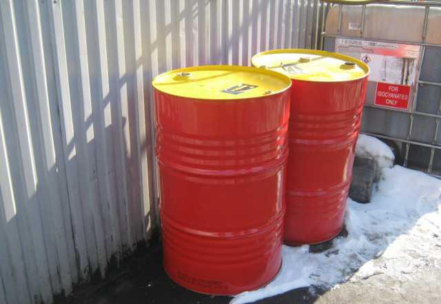 Бочки металлические 200 литров