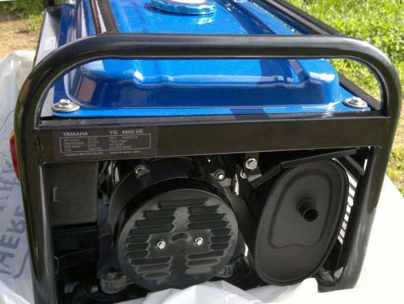 Генератор бензиновый Ямаха yg6600de