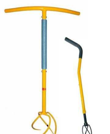 Культиватор-Торнадо, лопата Крот