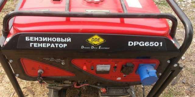 Продам генератор 6500 Ватт