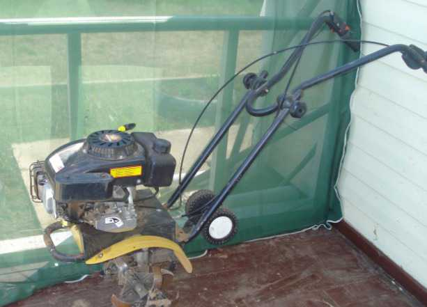 Мотоблок TG 370