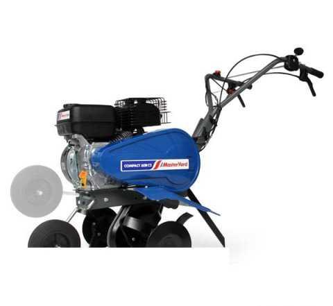 Мотокультиватор MasterYard compact 60R C2