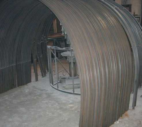 Дуги для теплицы 6 метров