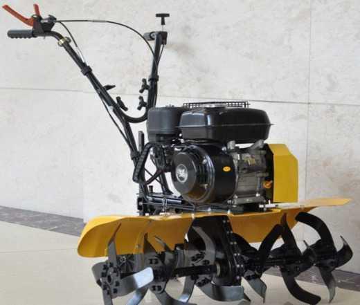 Культиватор TIG5560 марки рейн