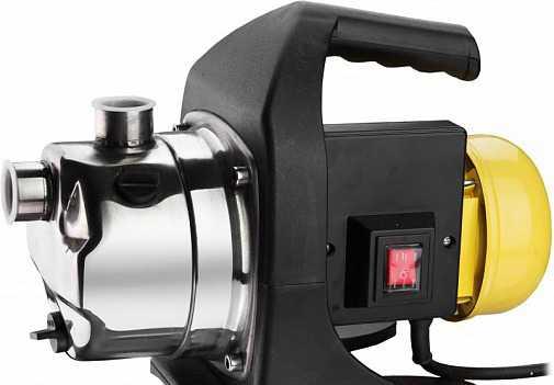 Садовый насос аврора AGP 1200 inox