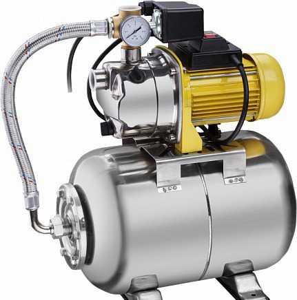 Насосная станция для дома аврора AGP 1200-25 inox