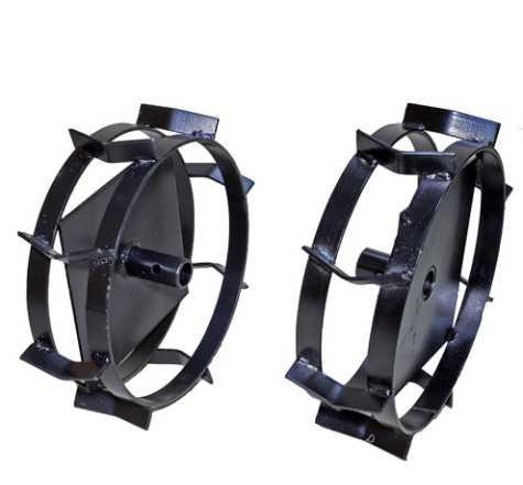 Продам колёса - грунтозацепы для мотокультиватора