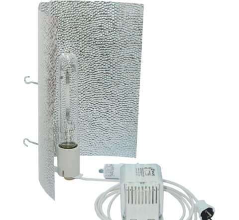 Новая Лампа днат 400 ватт + дроссель + изу+ патрон
