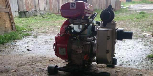 Мотопомпа elitech мб 200 Д 40