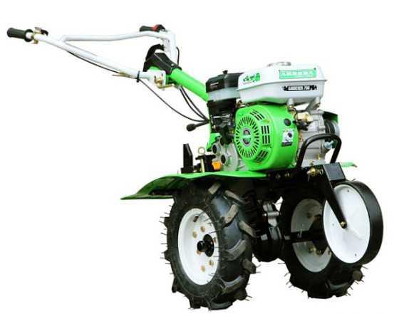 Мотоблок бензиновый Аврора gardener 750