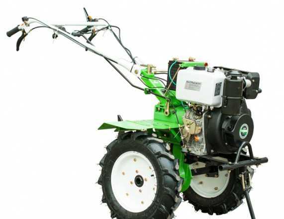 Мотоблок дизельный Аврора Спейс-Yard 1350D