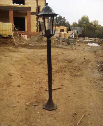 Садово парковые светильники