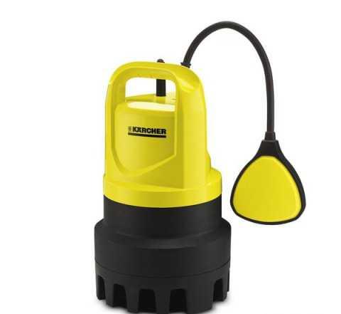 Дренажный насос для грязной воды Karcher SDP 5000