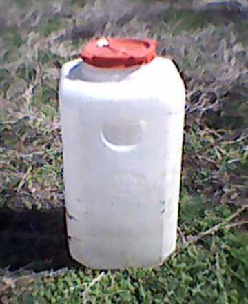 Бочка пластиковая 110 литров