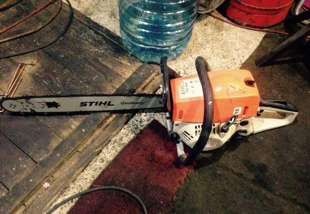 Продам бензопилу Stihl ms660