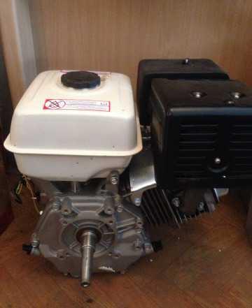Двигатель gx390