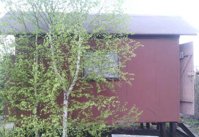 Строительный вагончик, подсобка, дачный домик