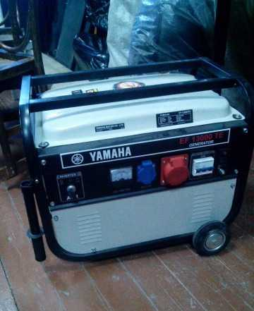 Бензиновый генератор Ямаха EF 13000 TE (Япония)