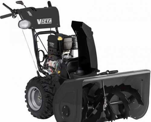 Новый Снегоуборщик Victa VL 761650