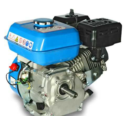 Бензиновый двигатель для мотоблока 13л. с