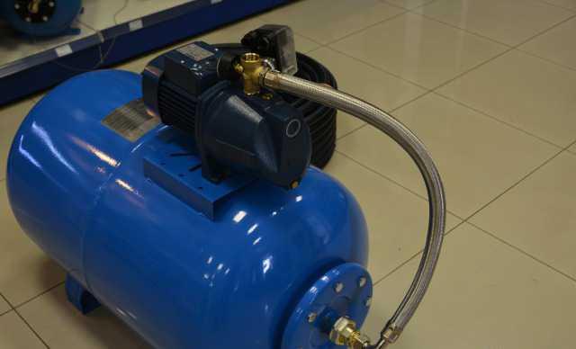 Насосная станция для подачи воды JSWm15HX - 200 H