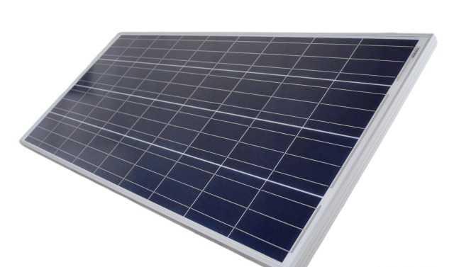 Солнечная батарея Exmork 100 Ватт 12В, 37аxч