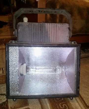 Светильник днат 600 ватт