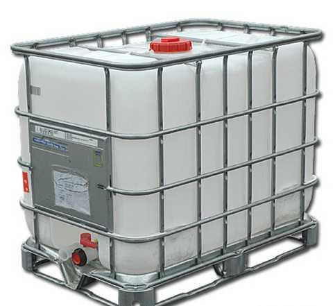 Еврокуб - ёмкость для воды 1000 л чистая