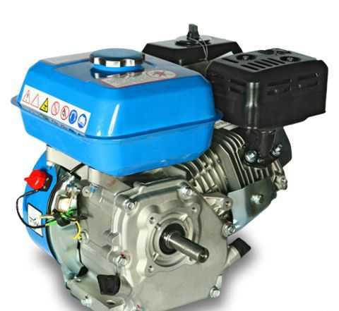 Бензиновый двигатель для мотоблока 11л. с