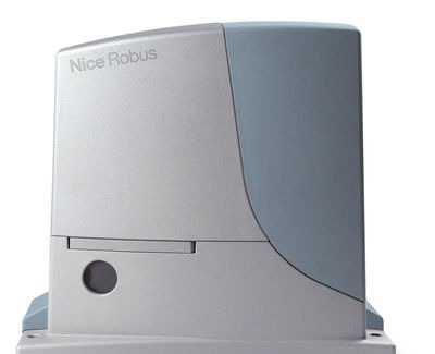 Автоматика Nice rb600 для откатных ворот