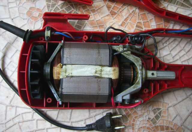 Элeктродвигатель для триммера sungarden RCT-1000