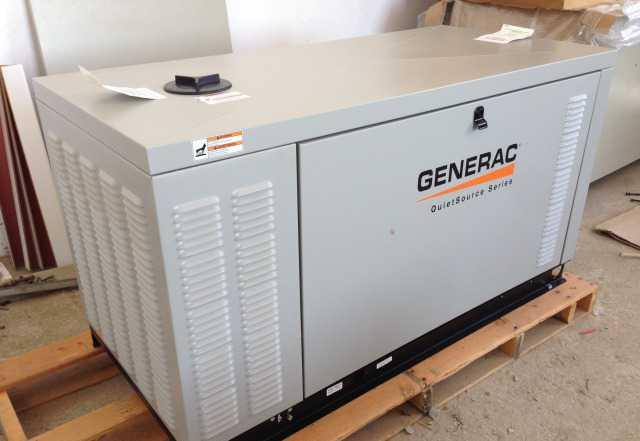 Газовый генератор Generac QT22