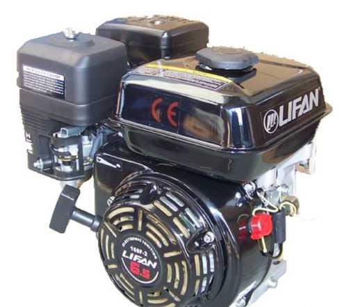 Двигатель лифан для мотоблока