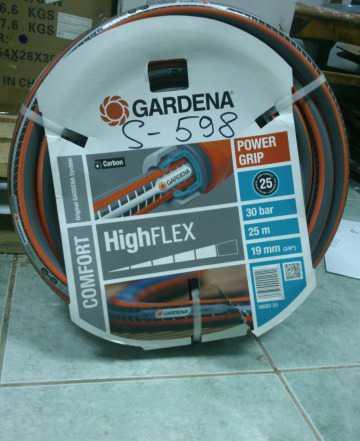 Шланг Gardena highflex 10x10 18083-20.000.00 3/4