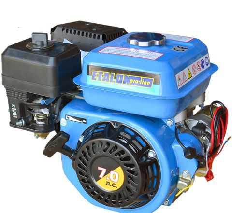 Бензиновый двигатель для мотоблока 7л. с