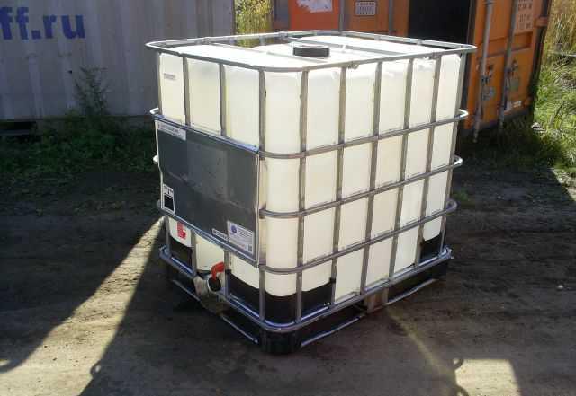 Ёмкость 1 куб